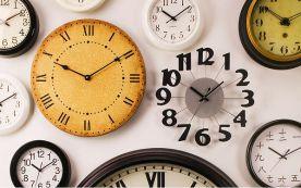 рекламни часовници