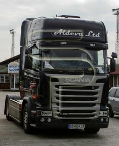 Брандиране на камиони 2