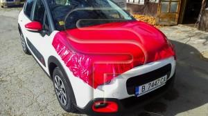 Облепяне на автомобили Варна