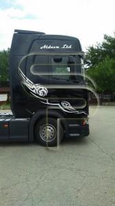 Облепяне на камиони
