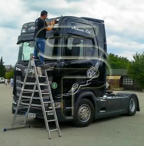 Тунинг на Камион