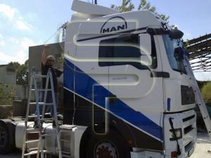 Тунинг на камиони