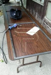 конструкция на табела
